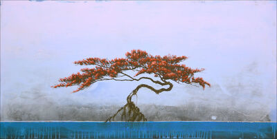 Robert Marchessault, 'Naja on Blue Water', 2020