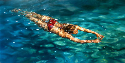 "Eric Zener, '""Through The Layers""', 2008"