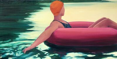 T.S. Harris, 'Evening Float ', 2017