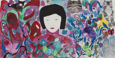 Wang Mengsha 王濛沙, 'Magical Forest 貓咪森林', 2016