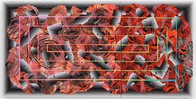 Andrew Schoultz, 'Crisis (Broken)', 2014