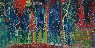 Vlad Yurashko, 'Red Tree', 2015-2017