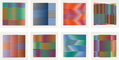 Carlos Cruz-Diez, 'Couleur Additive (Colour Addition)', 1971