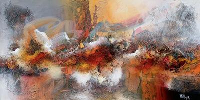William Malucu, 'Colourscape IV ', 2019