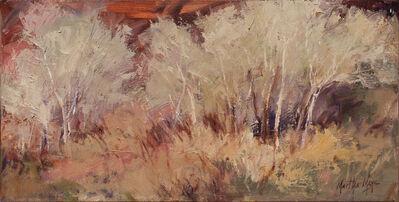 Martha Mans, 'Canyon Trees', 2018
