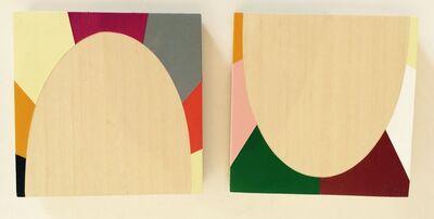 Otto Berchem, 'Tongue Twister', 2