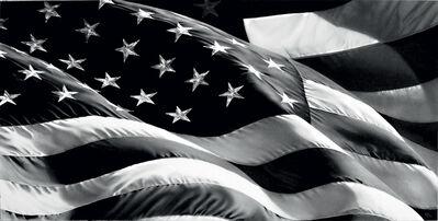 Robert Longo, 'American Flag X', 2013