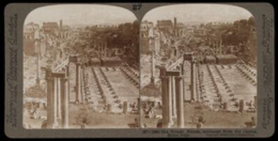 Bert Underwood, 'Roman Forum, Rome', 1900