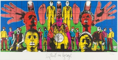 Gilbert and George, 'Death after Life', 2008