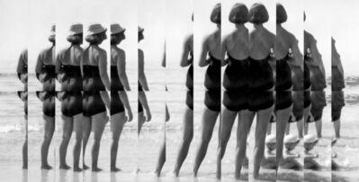 Edouard Taufenbach, 'Sur la plage', 2019