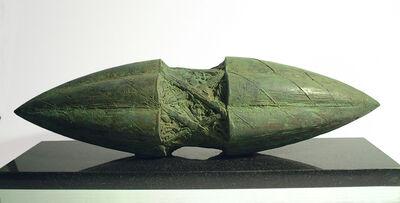MOSCOVICI Ariel, 'Entre deux points (11)', 1996