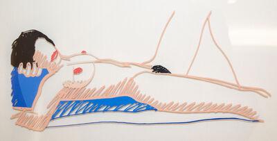 Tom Wesselmann, 'Monica Lying on her Back', 1988-1997