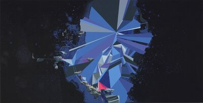 William Swanson, 'Trace Dispersal', 2009