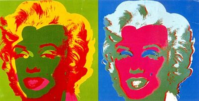 Andy Warhol, 'Historic invitation to Andy Warhol Memorial Lunch', 1987