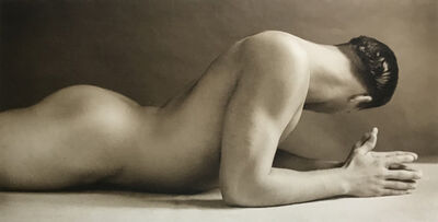 David Halliday, 'Male Nude (Mantis)', 1996