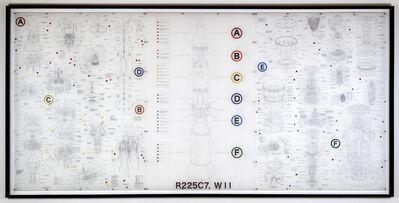 Justin Amrhein, 'WMD R225C7, W11', 2011