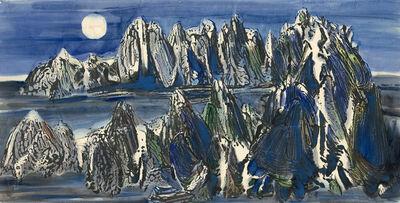 Chu Wei-Bor, 'Mountain Grand View Series-3', ca. 1960-1970