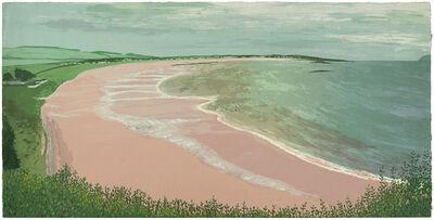 Frances Walker, 'Coastal Glimpses 6', 1995