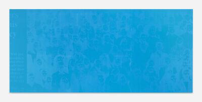 Emmanuel Van der Auwera, 'Memento (Farewell, Blue)', 2019