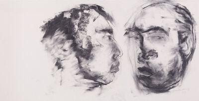 Yan Pei-Ming, 'Portrait de Brigand', 1993
