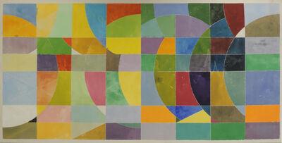 Cynthia Bickley, 'Rolling Through', 1967-1968