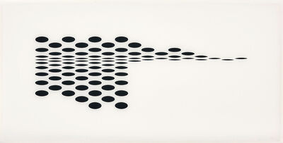 Bridget Riley, 'Untitled (Fragment 7)', 1965