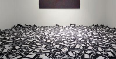 Antoine Aguilar, 'Humus Lampi Sull Eni', 2014