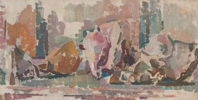 Herbert Barnett, 'Sea Shells', ca. 1953