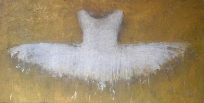 Ewa Bathelier, 'gold and white tutu', 2016