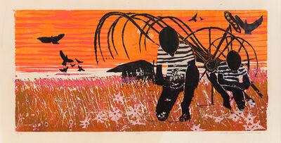 Walter Williams, 'HARVEST', 1963