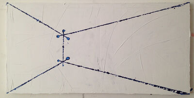 G.T. Pellizzi, 'Projections in Blue (Fig. 6) ', 2015