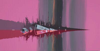 William Swanson, 'Reflection Phase', 2009