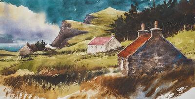 William Matthews, 'Irish Cottages', 2017