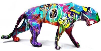 Richard Orlinski, 'Pop Panther', 2010