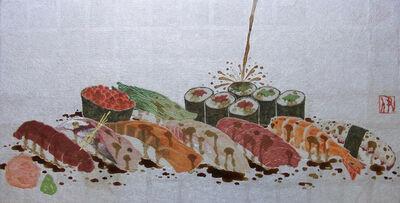 Hiroomi Ito, 'Nigiri II', 2011