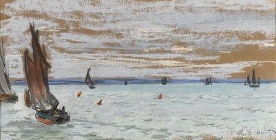 Claude Monet, 'Au Large', 1915-1918