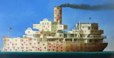 Sylvain Lefebvre, 'The Love Boat ', 2017