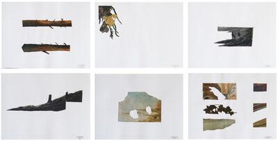 Jose Luis Landet, 'Bocetos/Sketches', 2014