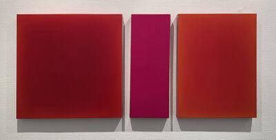 Yeunhi Kim, 'Trio Rot, 3-piece', 2019