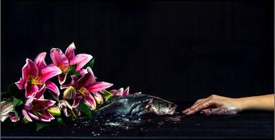 Peng Yun 彭韫, 'Miss Melissa and Mr Fish at 2:31pm M小姐与F先生下午2点31分', 2013