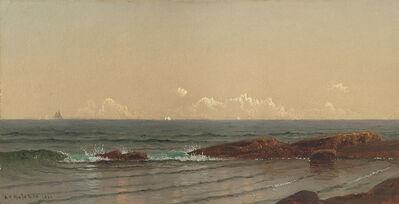 Alfred Thompson Bircher, 'Narragansett Shore', 1871