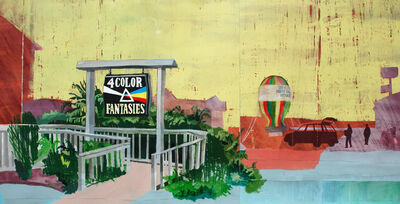 Carolyn Swiszcz, '4-Color Fantasies', 2006