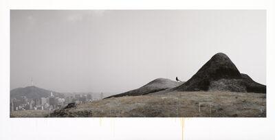 Honggoo Kang, 'Study of Green-Namsan', 2012