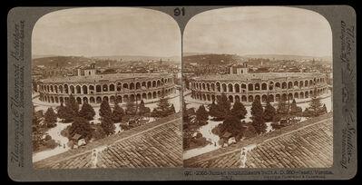 Bert Underwood, 'Roman ampitheatre built A.D. 260 (east), Verona', 1900