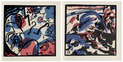 Wassily Kandinsky, 'Klänge'