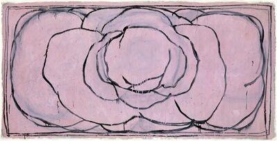 Joan Hernández Pijuan, 'Rosa horizontal', 1990