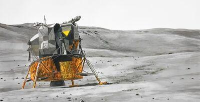 Thomas Broadbent, 'Lunar Landscape', 2019