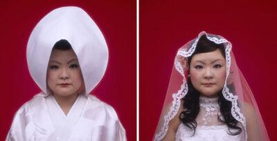 Tomoko Sawada, 'Bride (05 + 06)', 2007