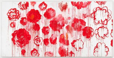 Cy Twombly, 'Blooming', 2001-2008