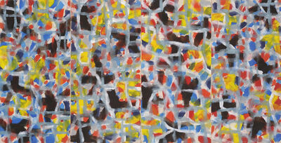 John Peart, 'Fractures and Formations II', 2007